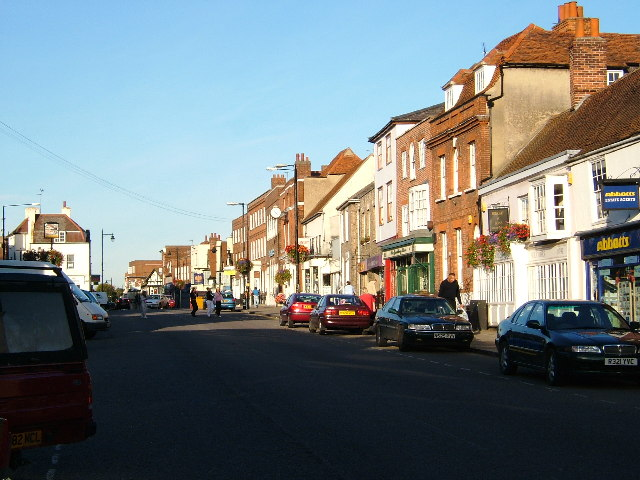 Newland Street, Witham, Essex