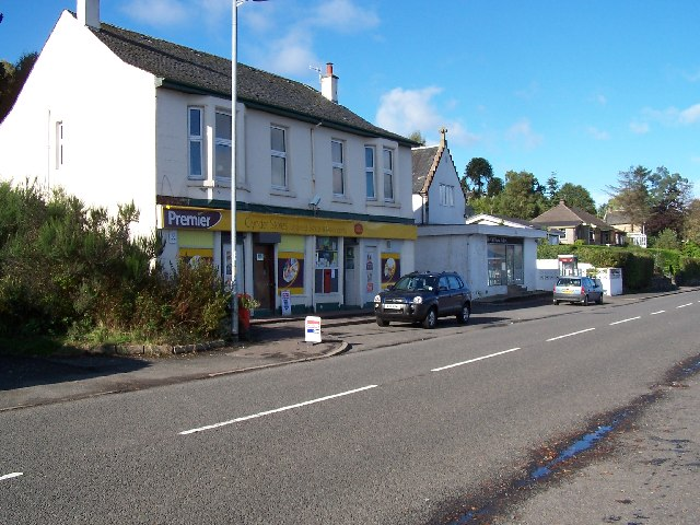 Clynder Post Office