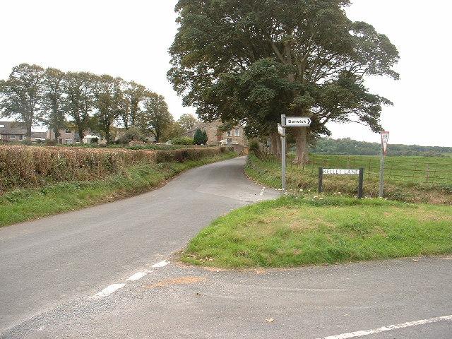 Kellet Lane Junction, Over Kellet