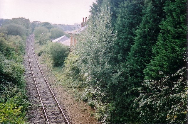 Former Blake Hall Station, near Ongar, Essex