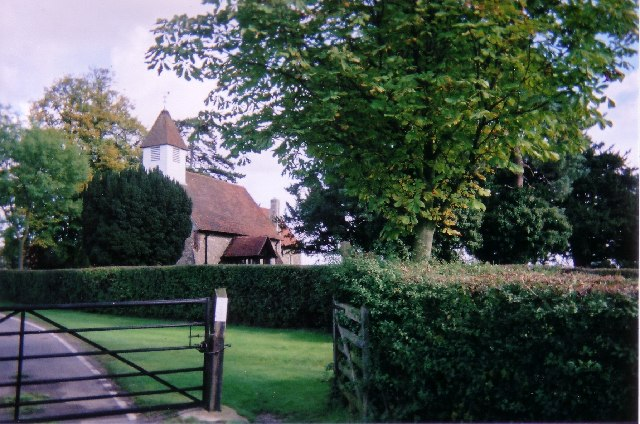 All Saint's Church, Norton Mandeville, Essex