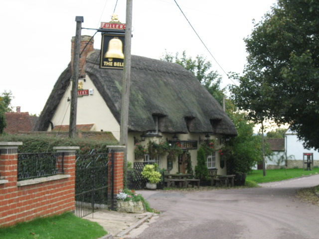 The Bell Inn, Chearsley