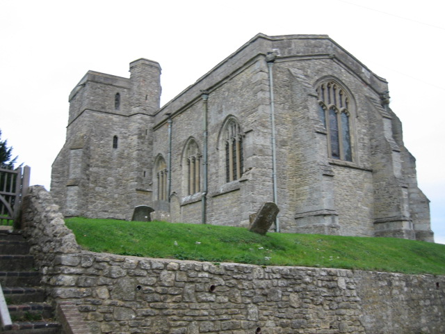 Church of St. Mary, Chilton