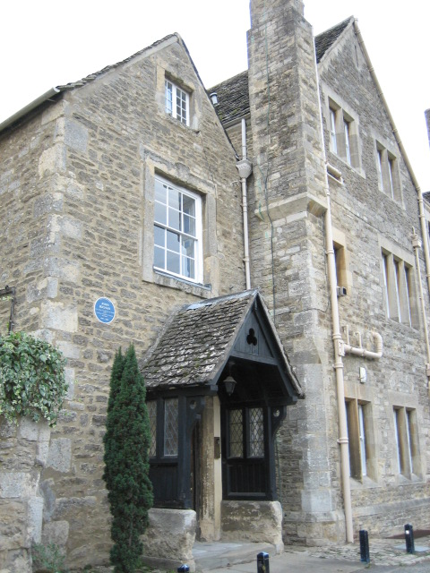 The Manor, home of John Buchan