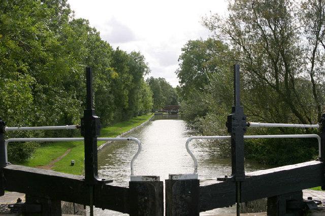 Claydon Bottom Lock