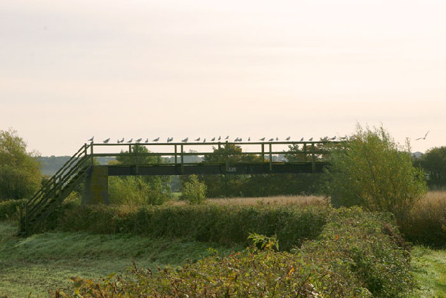 Bridge 129 on the Oxford Canal
