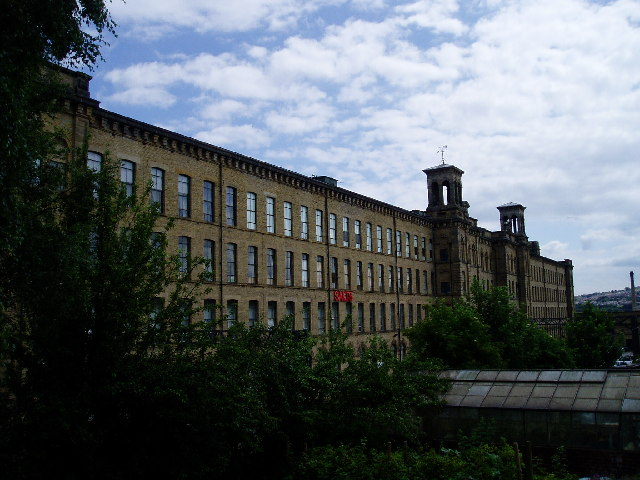 West & East Mill - Saltaire