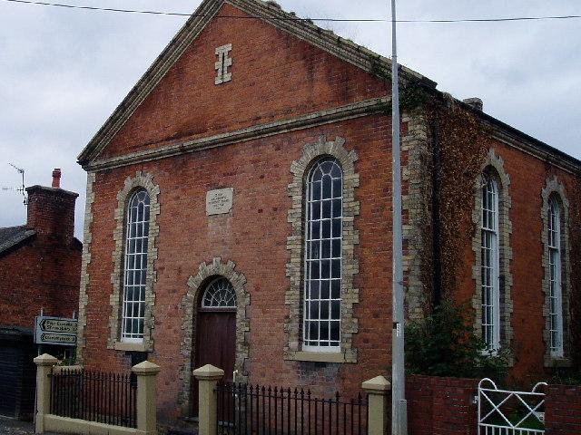 Llansantffraid chapel