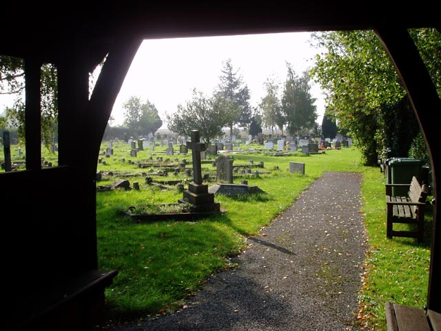 Great Shelford cemetery