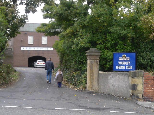 Wardley Legion Club