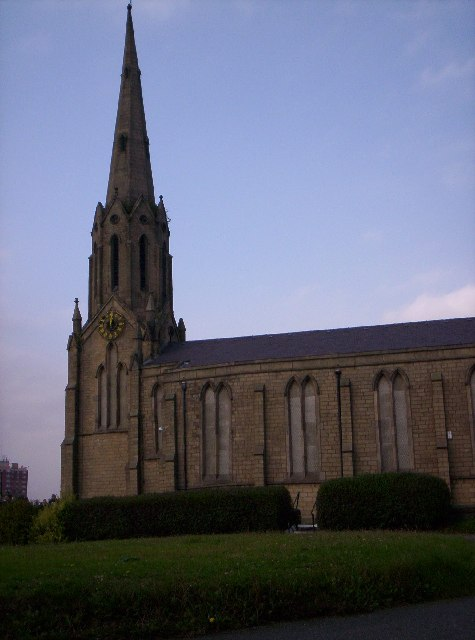 St Catharine's Church, Wigan