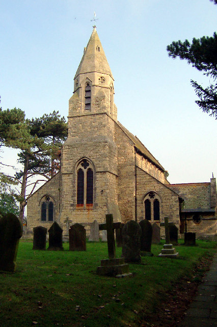 Habrough Church