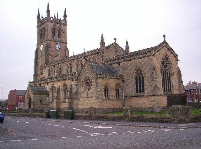 St James' Church, Wigan (Poolstock)