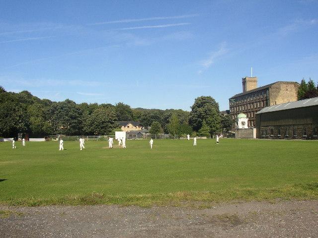Cricket Ground, Greetland