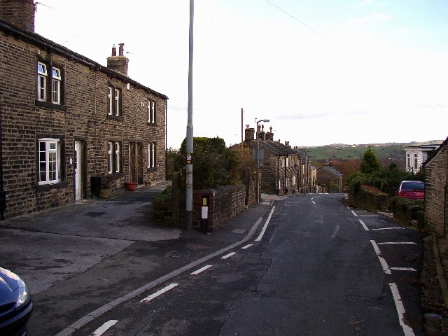 Stainland Road, Barkisland