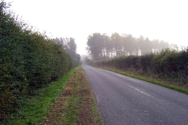 The Brocklesby to Great Limber Road