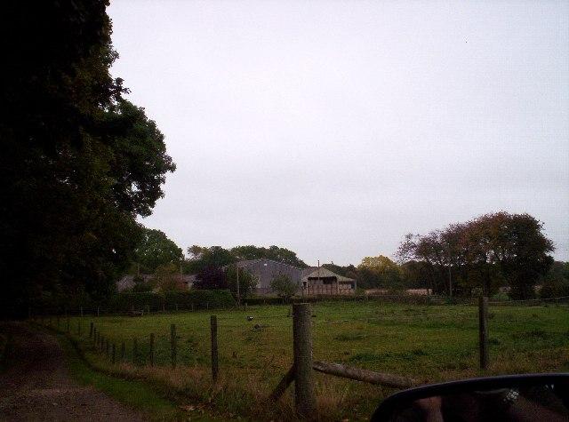 Inveriscandye Farm