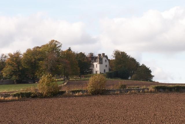 Pitcullo castle