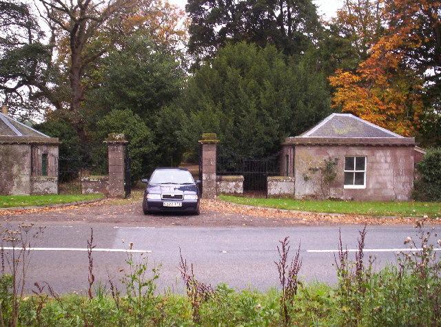 Gatehouse to Keithock