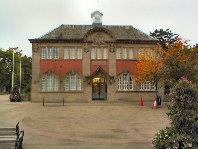 Wrexham Library