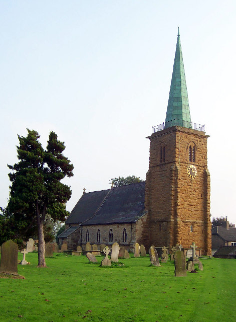 Church of St. Helen, Kirmington
