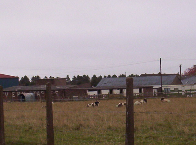 Heugh Head Farm