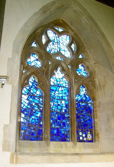 Kirmington - Aircrew Memorial Window