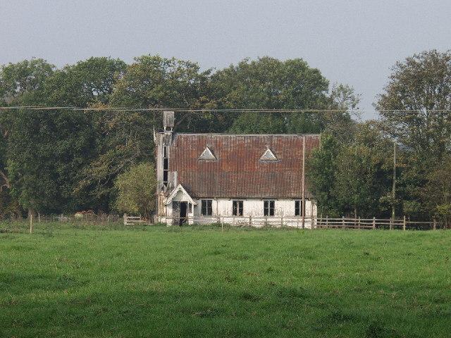 """A redundant and sadly neglected """"Tin Chapel"""""""