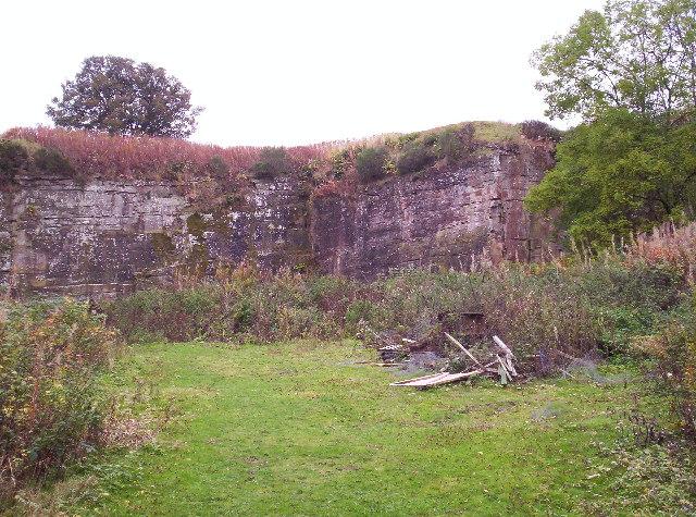 Legaston (Middleton) Quarry