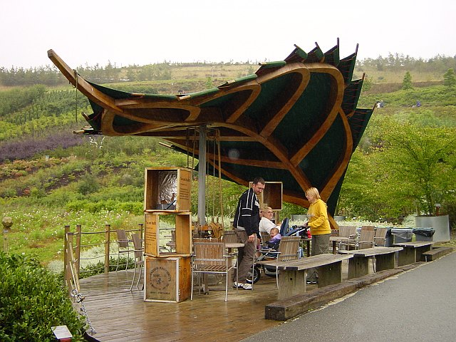 Tea House - Eden Project
