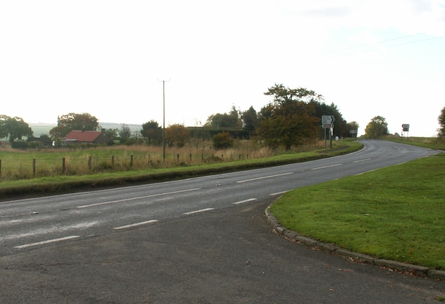 Higham Toll cross roads
