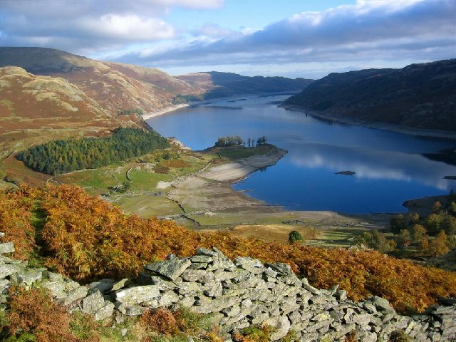 Gate Crag and Speaking Crag by Haweswater
