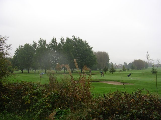 Houldsworth Golf Course