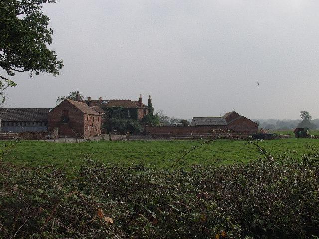 Farm Buildings at Pickhill