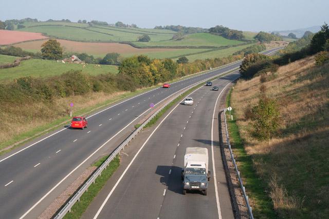 Sampford Peverell: North Devon Link Road