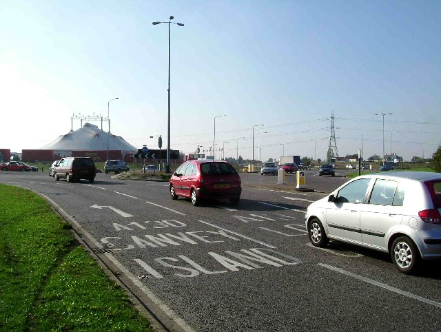 The Magic Roundabout to Canvey Island
