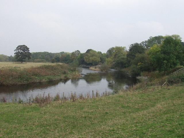 Afon Dyfrdwy at The Craig