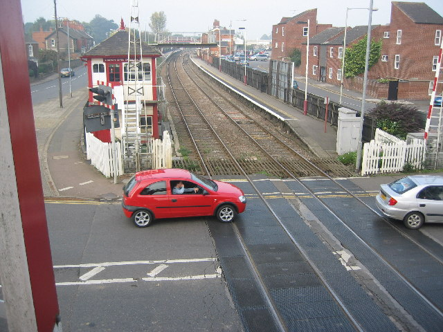 Level Crossing, Oakham