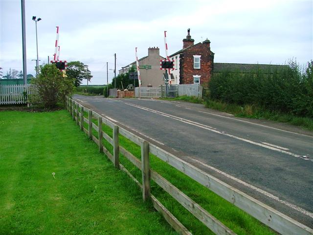 Picton Level Crossing