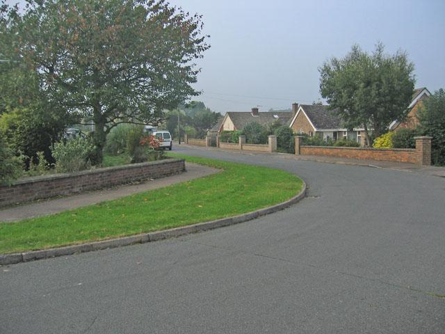 Redland Road, Oakham