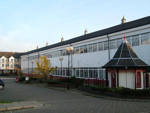 New Mill/Warner's Mill, South Street/Silks Way, Braintree, Essex