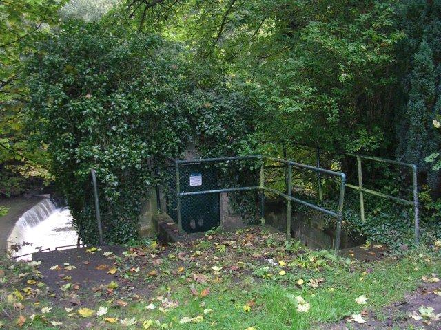 Flow Measurement Station, River Roch.