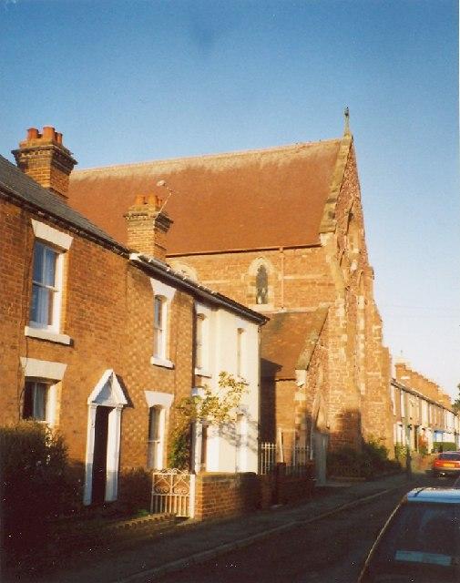 Castle Fields, Shrewsbury