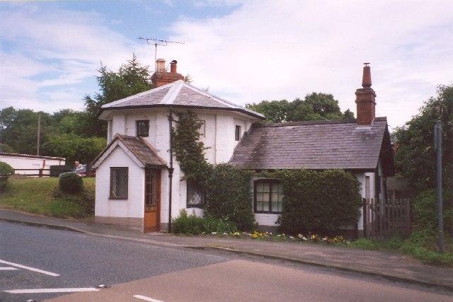 Old Toll House, Montford Bridge