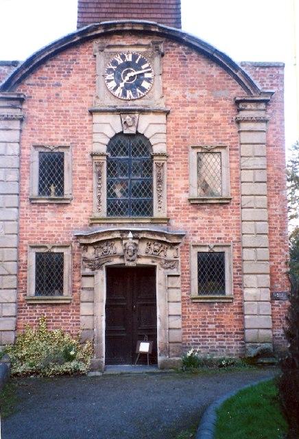 Holy Trinity Church, Minsterley