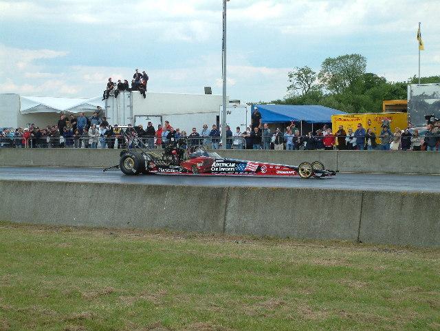 Santa Pod Raceway - Drag Racing