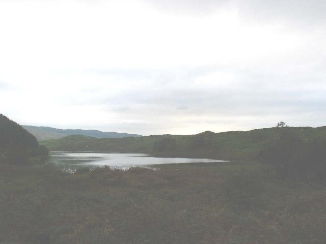Loch nan Druimnean by Kilmelford, Argyll.