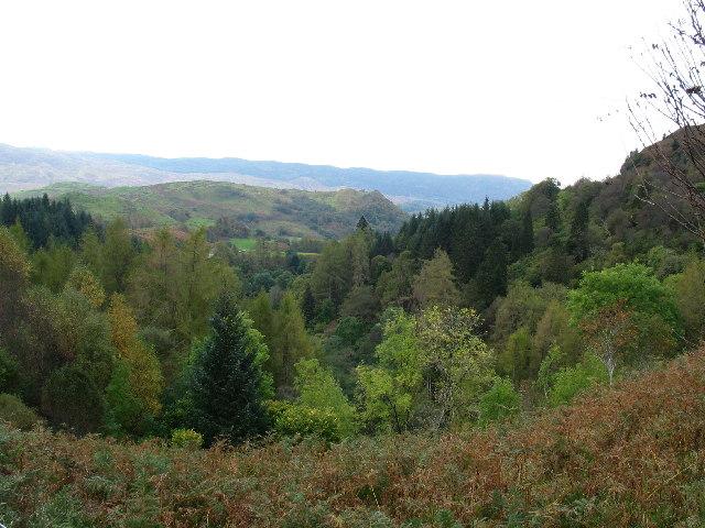 Pass of Melfort, Argyll.