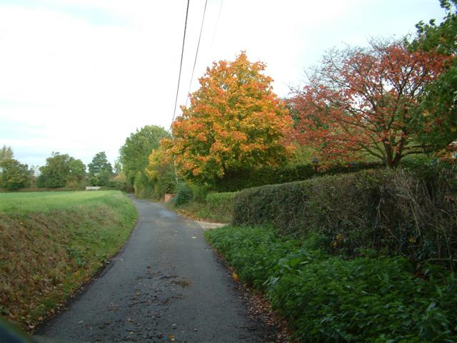 Spring Lane, Swallowfield