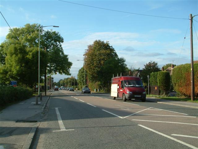 Reading Road, Winnersh